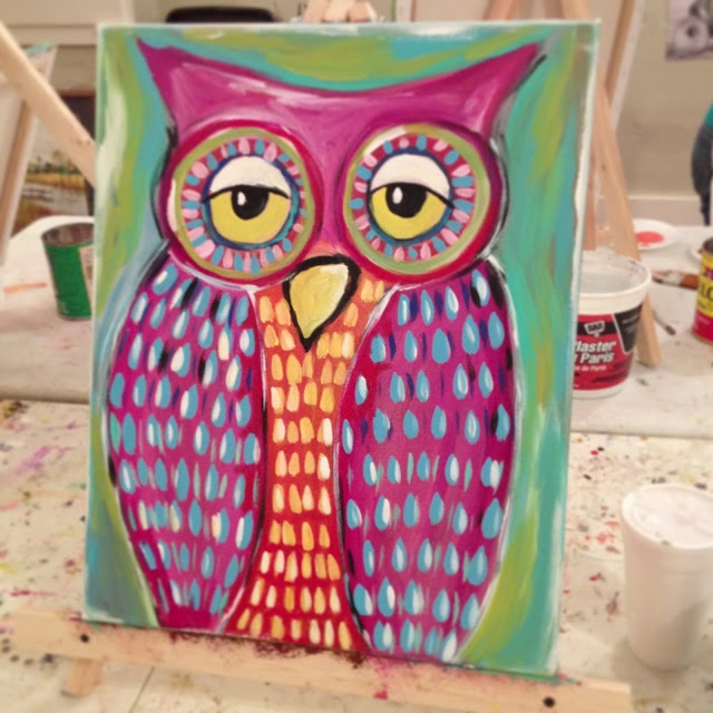 May 27,  · Watch video · It is quite easy to depict claws, especially if you are painting an owl sitting on a branch. Usually, we see only three front claws, the middle one is a bit bigger than the others.5/5(1).