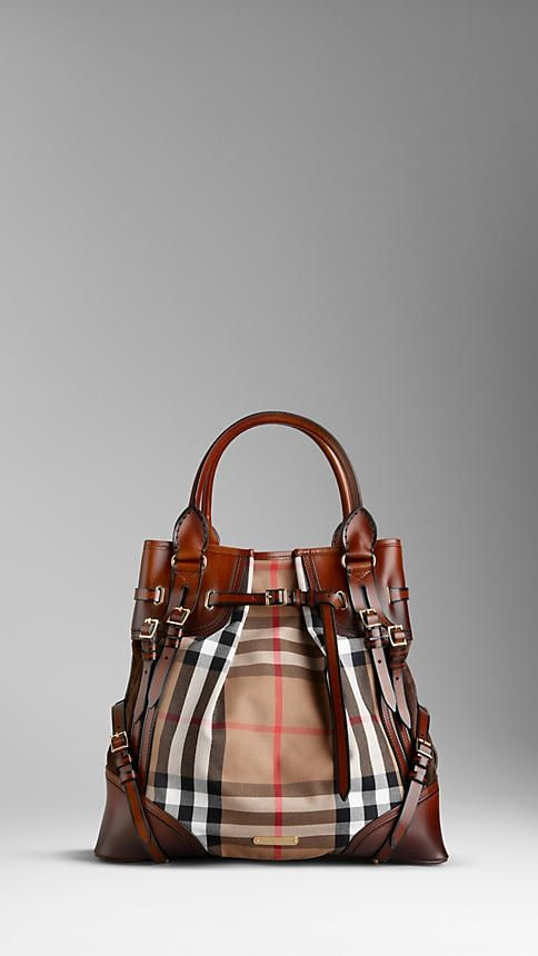 burberry sale outlet online a1ey  Check Handbags  Burberry