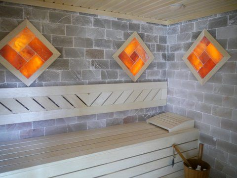 Saune Ibek-amenajari si decoratiuni