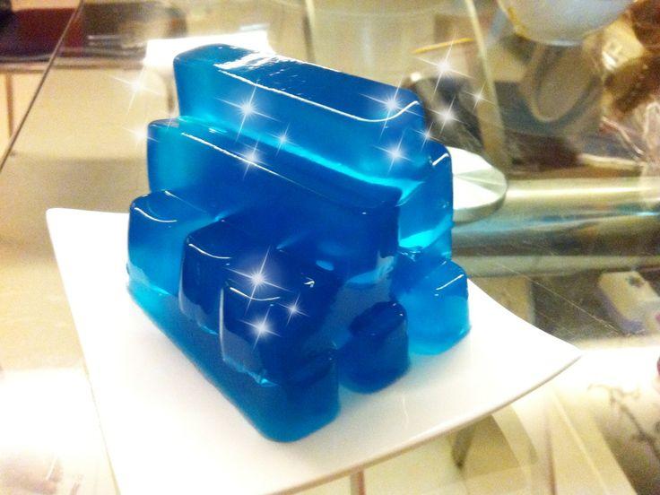 Frozen Jelly Ice cube