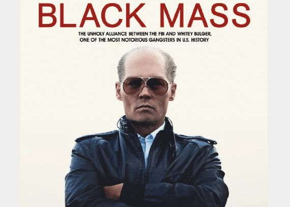 """Black Mass"" could get Johnny Depp behind in a Oscar game"