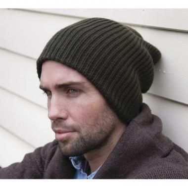 Promotional Beanie Hat- Knitted Unisex Beanie Hat (Result Whistler Hat) Can Be Embriodered Colours: black, dark olive, heather grey, navy, purple :: Clothing and Textiles :: Promo-Brand Merchandise :: Promotional Branded Merchandise Promotional Products l Promotional Items l Corporate Branding l Promotional Branded Merchandise Promotional Branded Products London