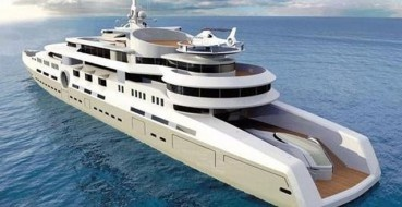 The yacht of Roman Abramovich, Eclipse