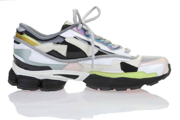 raf simons - adidas - sneakers - trainers - metallic - pastel - fashion - loveitttttttt