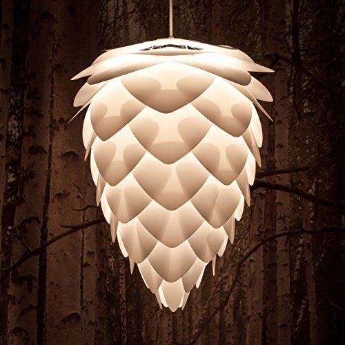 Vita Lighting Inc 02017/04009 Conia - One Light Pendant, Black Finish with Pine Cone Shade Vita Lighting Inc http://www.amazon.com/dp/B00C5IV7VQ/ref=cm_sw_r_pi_dp_64FVtb19QYN3FY0J