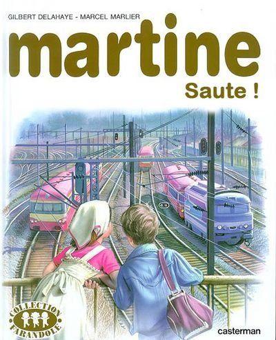 Martine saute !