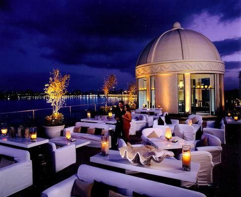 Dome Terrace - Mumbai - Sky Room Approved - Sexy rooftop!