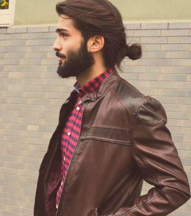 #menshair #hairstyles #haircut #hairstyle nice hairstyles for long thick hair for men - http://tajuk.net/15-cool-hairstyles-for-long-hair-men/nice-hairstyles-for-long-thick-hair-for-men/ - http://tajuk.net/15-cool-hairstyles-for-long-hair-men/