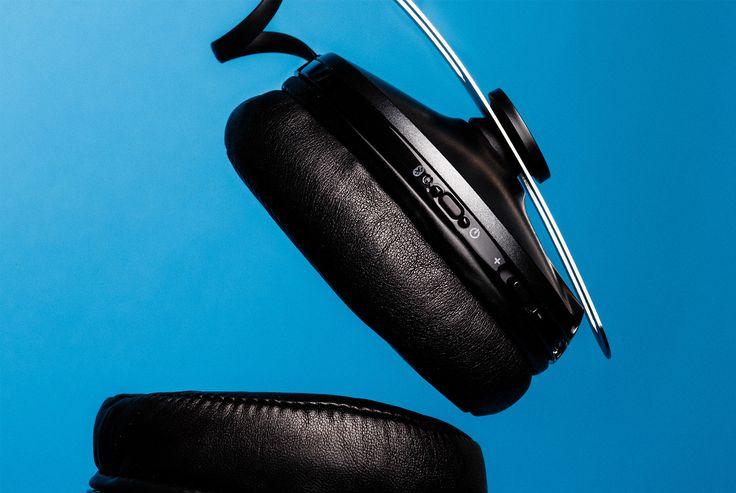 Sennheiser HD1 Noise Cancelling Headphones