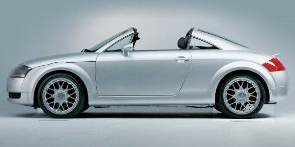 Recently photos of a little-known targa-topped Audi TT concept car passed across our desk. Here at Fourtitude we like to pride ourselves on Audi brand knowledge, yet this design study produced by OE supplier Magna Steyr had flown under the radar in the 13 years today since its unveiling at the Frankfurt IAA motor show. More…