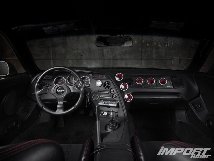 I Love How The Interior Sort Of Hugs Driver Makes It Feel Like This Car Is Built For You