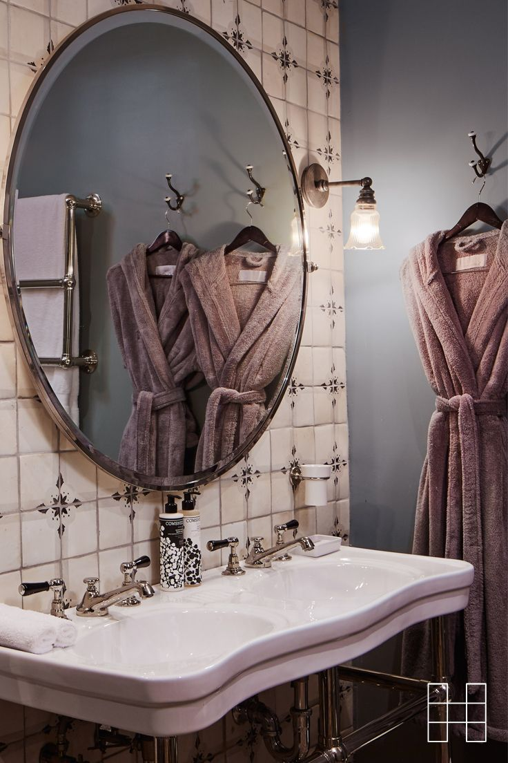 Our bath robes are iconic to the Houses and are a bestseller at Soho Home | Soho House