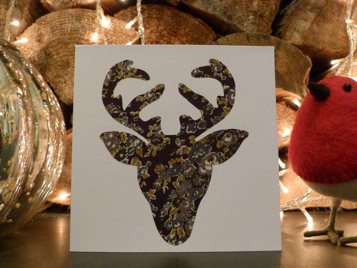 2014 Christmas cards...handmade by Sarah Alexander