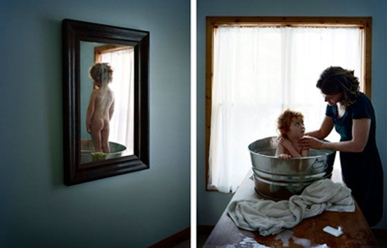 Juxtapoz Magazine - David Hilliard: Intimacies Like his perception of the photographic space