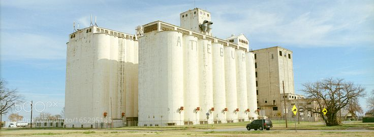 Attebury Wichita Falls Texas by Steaphany