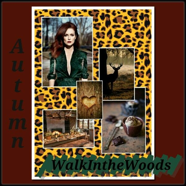 WalkIntheWoods@Autumn
