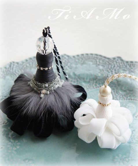 TASSELS FOR HOME ACCENTS CHERIE