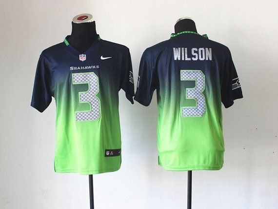 youth size russell wilson jersey