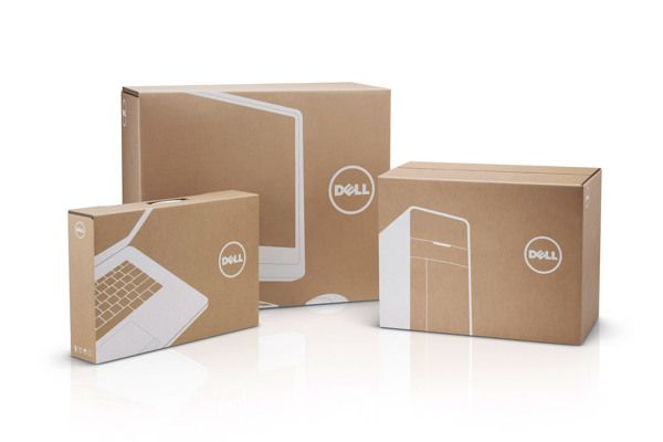 Dell Packaging on Behance by Mucho
