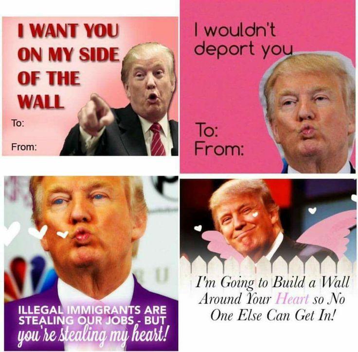 Best 25+ Donald trump valentine ideas on Pinterest | Trump ...