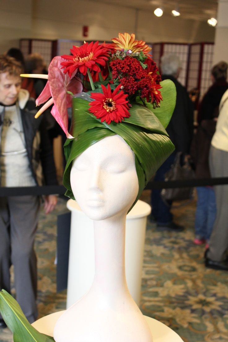 101 best flower pots vases with mannequin heads images for Flower heads for crafts