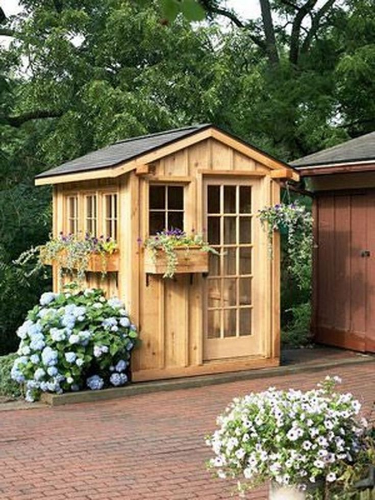 39 Clever Garden Shed Organization Ideas Shed Design Outdoor Storage Sheds Building A Shed
