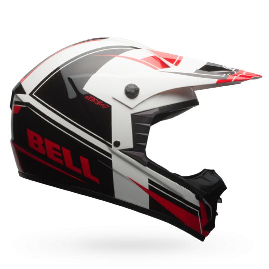 Bell SX-1 Supercross and Motocross Helmet