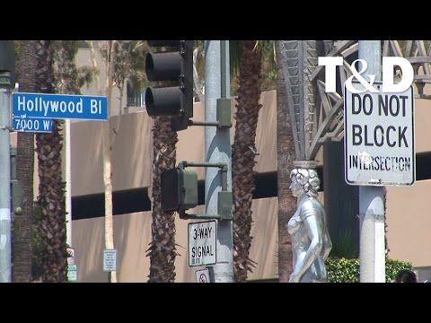 Guida a Los Angeles: Hollywood Boulevard - Travel & Discover #turismo #viaggi #città #losangeles #cityscapes