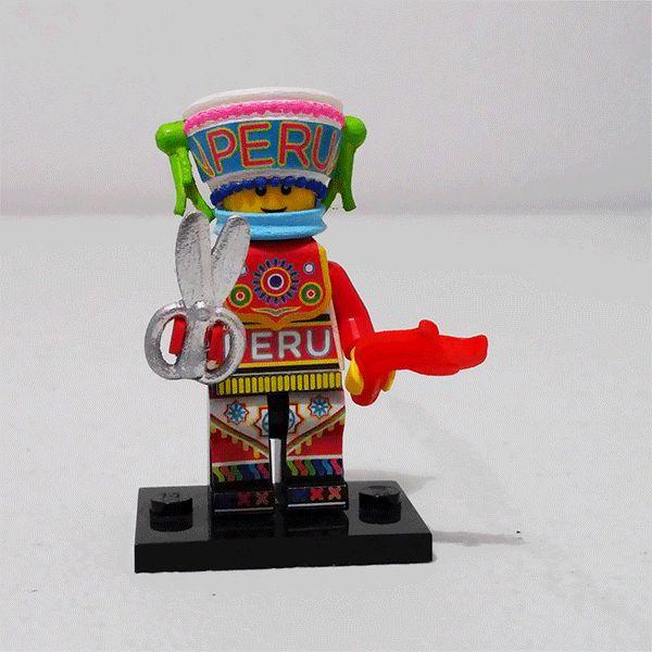 Lego Danzante de Tijeras -- Diego Lau Toyosato