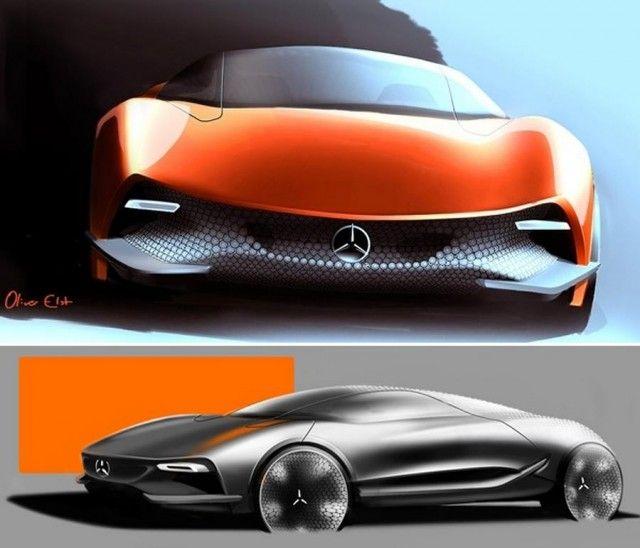 Mercedes Makeover concept