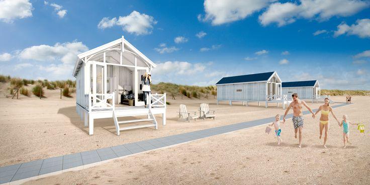 Trekt de zee en wilt u overnachten in een strandhuisje? Huur dan een van de Haagse strandhuisjes. Midden in de natuur, vlakbij de stad!