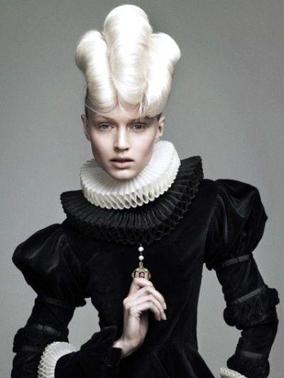 avant garde hair | Tumblr