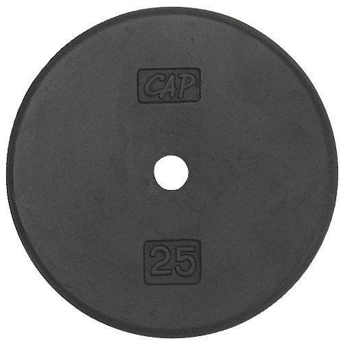 Cast Iron Weight Plate Standard Single Gym Home Exercise Strength 10 Pounds NEW #CastIronWeightPlate