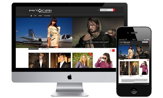 Beautiful Responsive website design by www.techidea.co.nz
