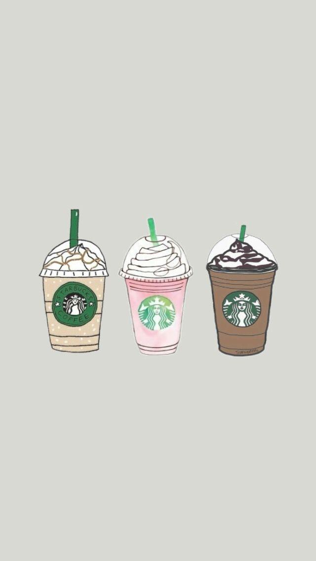 Wallpaper Background Starbucks In 2019 Starbucks