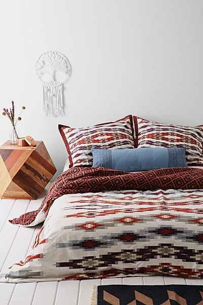 Kaleidoscope Patchwork Quilt - Urban Outfitters