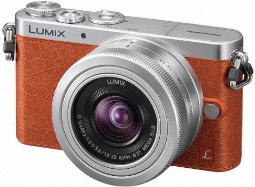 Photo Panasonic Lumix DMC GM1 Orange 12 32 mm F3 5 5 6 506,62 € livré le moins cher