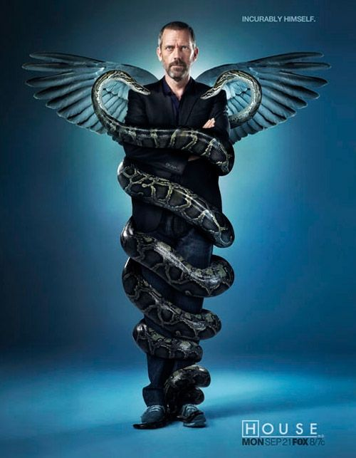 best dr house ad ever.