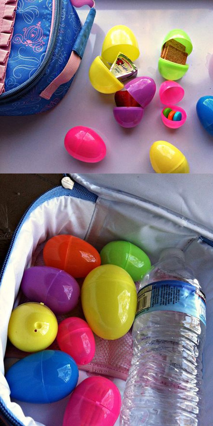 Easter Egg Lunch - Fun Lunchbox Idea