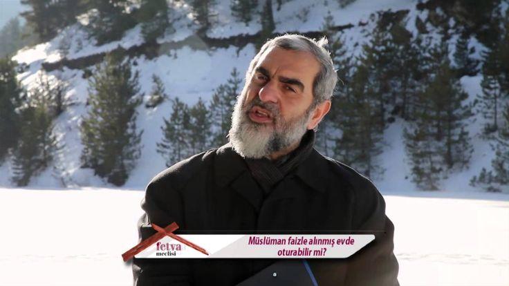 142) Müslüman faizle alınmış evde oturabilir mi? - Nureddin Yıldız