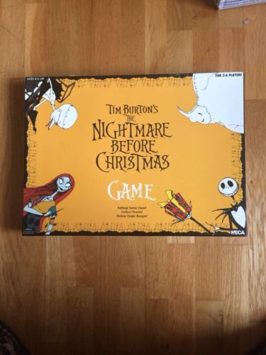 The Nightmare Before Christmas Game   eBay