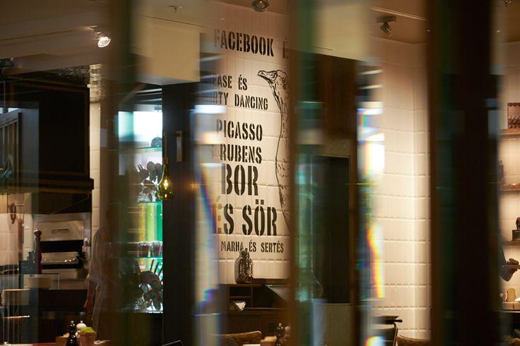 És Bisztró www.esbisztro.hu/ | #budapest #restaurant #esbistro #design #restaurantdesign