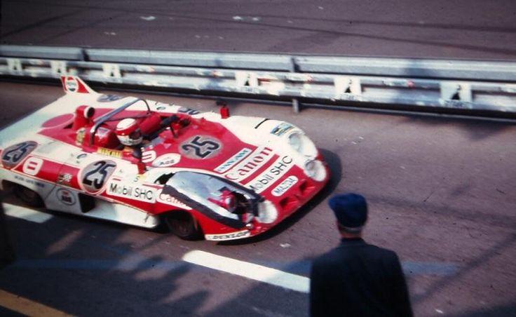 Sigma MC74 mazda 1974 Le Mans.