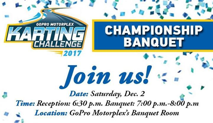 LAST DAY to buy Karting Challenge banquet tickets for $10. Tomorrow, tickets increase to $20/ticket.  Buy Now:  http://www.gopromotorplex.com/online-store/2017-karting-challenge-banquet-ticket/ #action #urban #win #sport #video #aerialphotography    #sports #camera #photography #photo #amazon #film   #gopro #dronephotography #drone #dronestagram #dji #drones