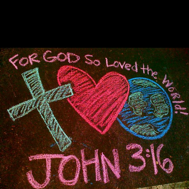 """""""For God so loved the world that he gave his one and only Son, that whoever believes in him shall not perish but have eternal life."""" John 3:16 (NIV) #memoryverse"""