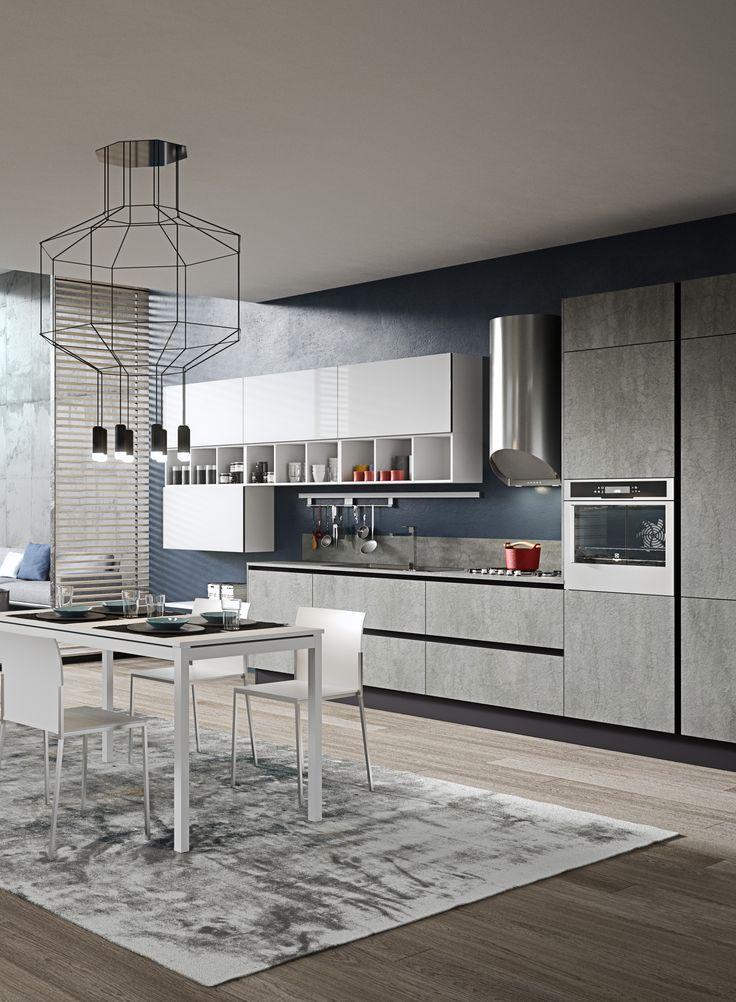 69 best modern kitchen cabinets images on pinterest for High pressure laminate kitchen cabinets