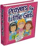 These adorable prayer books for 3 to 6-year-olds will make youngsters realize that they can talk to God about anything at any time. PRAYERS FOR LITTLE GIRLS include prayers on topics such as birthdays, grandma & grandpa, being naughty & saying sorry. Carolyn Larsen @ R90-00 in Afrikaans & English.