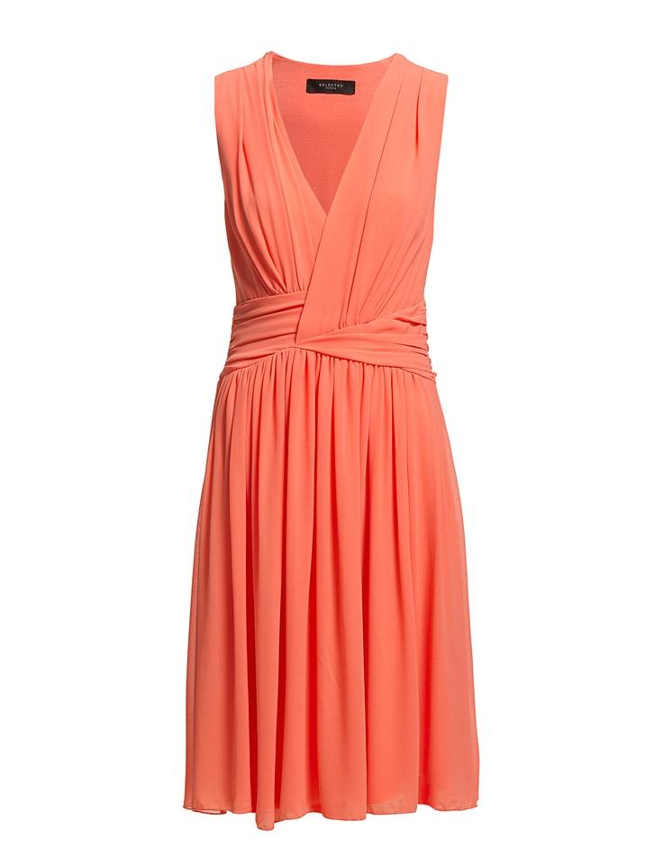 Selected Femme - SANDRO SL DRESS