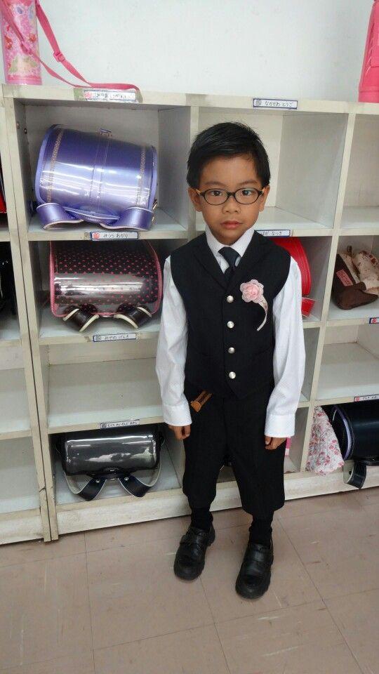 Newest kid in Manila Japanese School