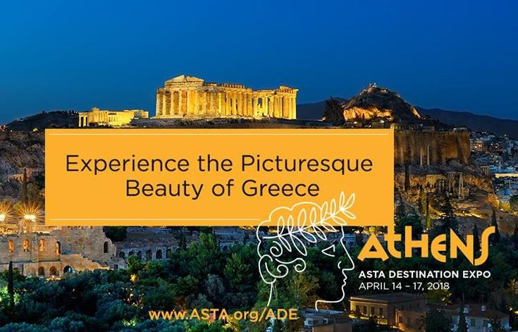 ASTA Destination Expo 2018 Expected to Double US Travel to Greece